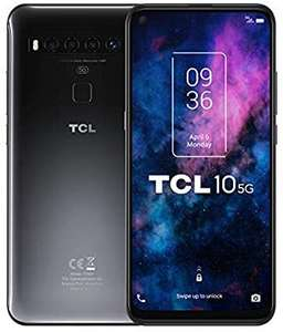 """Smartphone 6.53"""" TCL 10 5g- 128 Go"""