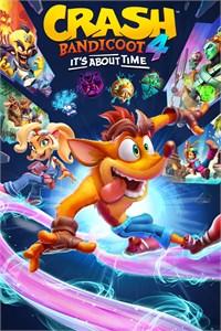 [Gold] Jeu Crash Bandicoot 4: It's About Time sur Xbox (Dématérialisé, Store BR)