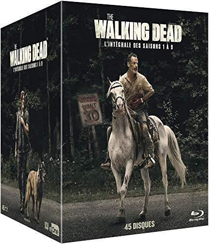 Coffret Blu-ray The Walking Dead - L'intégrale des saisons 1 à 9