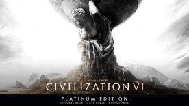 Sid Meier's Civilization VI: Platinum Edition sur PC (Dématérialisé - Steam)