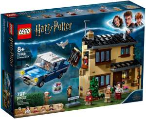 LEGO Harry Potter - 75968 - 4 Privet Drive (Occasion - Comme neuf)