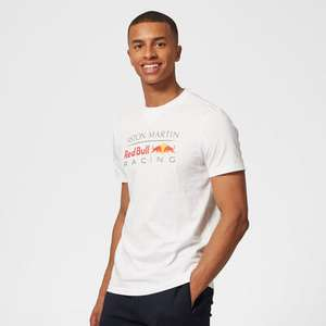 Sélection d'articles Aston Martin, Redbull en promotion - Ex: T-shirt homme Racing (fuelforfans.com)