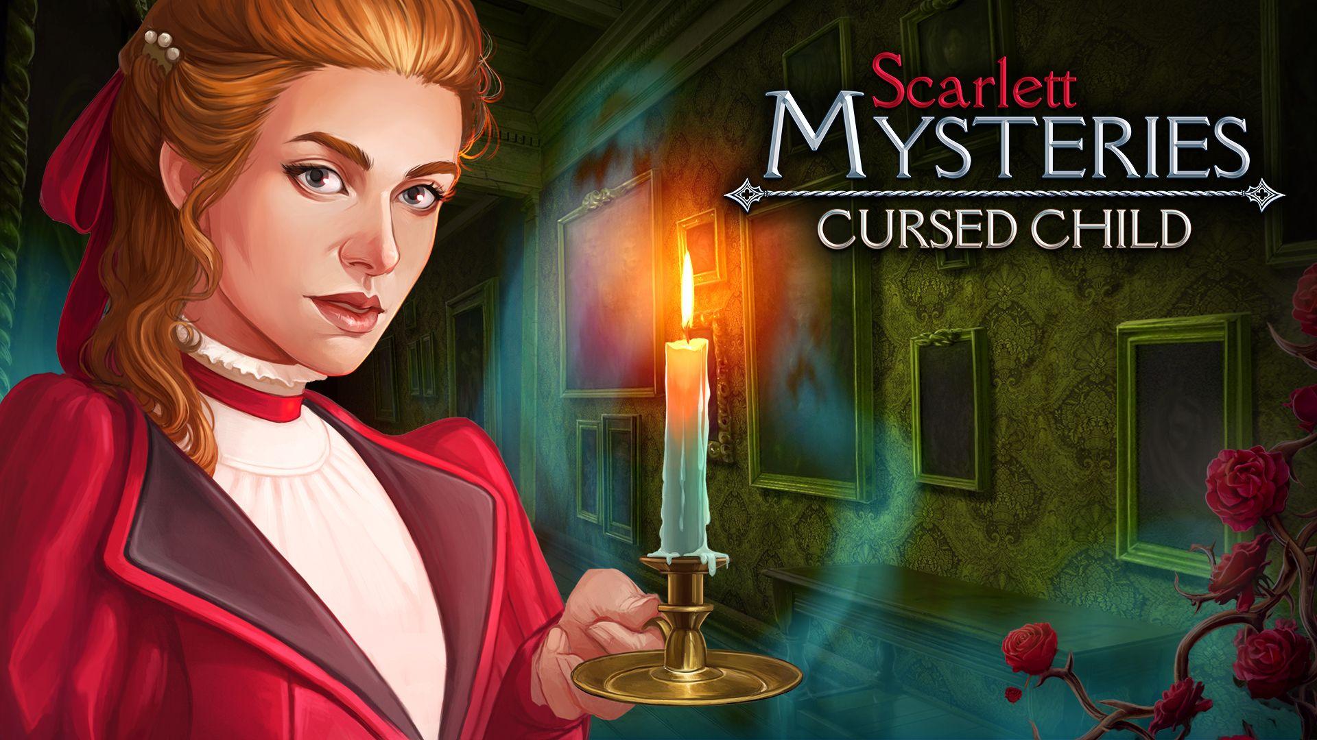 Jeu Scarlett Mysteries: Cursed Child sur Nintendo Switch