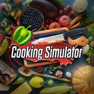 Jeu Cooking Simulator sur Nintendo Switch (Dématérialisé)