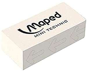 Gomme Maped Technic 300 Blanc