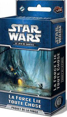 Jeu de cartes Star Wars Paquet de la force - Saint-Claude (39)