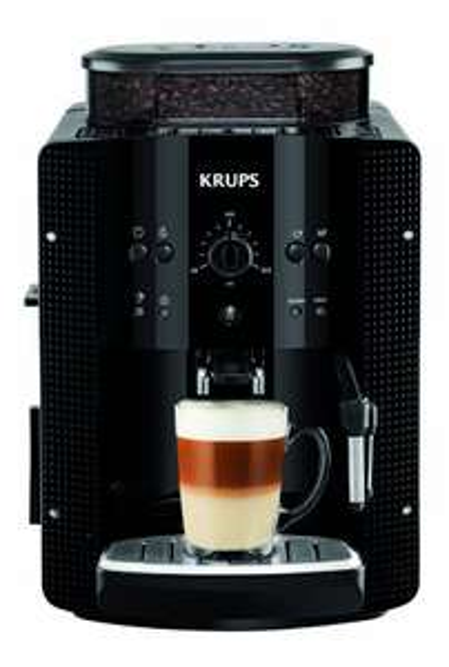 Machine à café automatique Krups Essential YY8125FD - 15 bars - Eldi (Frontaliers Belgique)