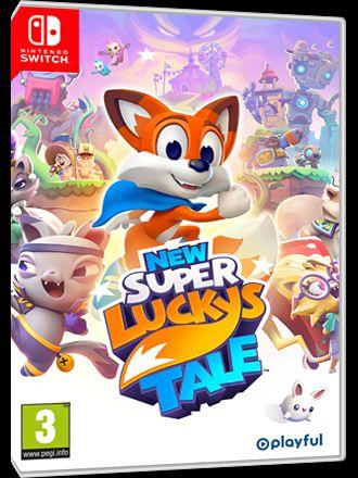 New Super Lucky's Tale sur Nintendo Switch (Dématérialisé)