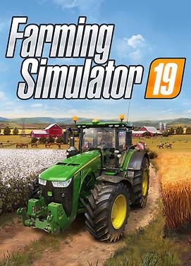 Farming Simulator 19 sur PC (Dématérialisé - Steam)