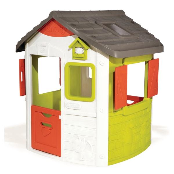 20% de réduction dès 2 jouets achetés (parmi une sélection) - Ex : Maison de jardin Smoby Neo Jura Lodge + Table de pique-nique