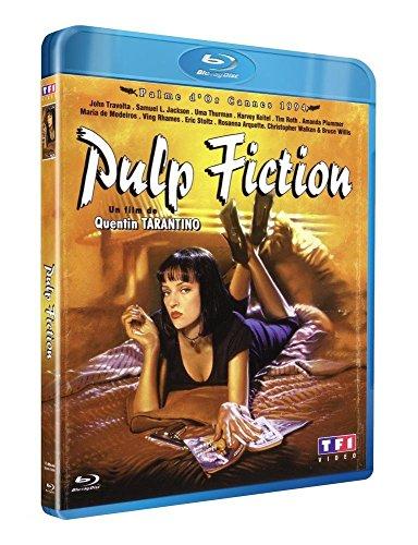 Sélection de Blu-ray en promotion - Ex : Pulp fiction (vendeur tiers)