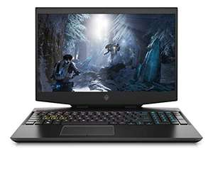 "PC portable 15.6"" HP Omen 15-dh1085ng - Full HD 144 Hz, i7-10750H, 16 Go de RAM, SDD 1 To, GeForce RTX 2080 Super Max-Q, Windows 10"