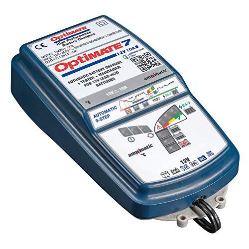 Chargeur de batterie moto Optimate TM254 7 - 12v, 10 A