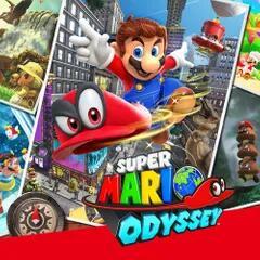 Super Mario Odyssey sur Nintendo Switch (Dématérialisé - eShop Australien)