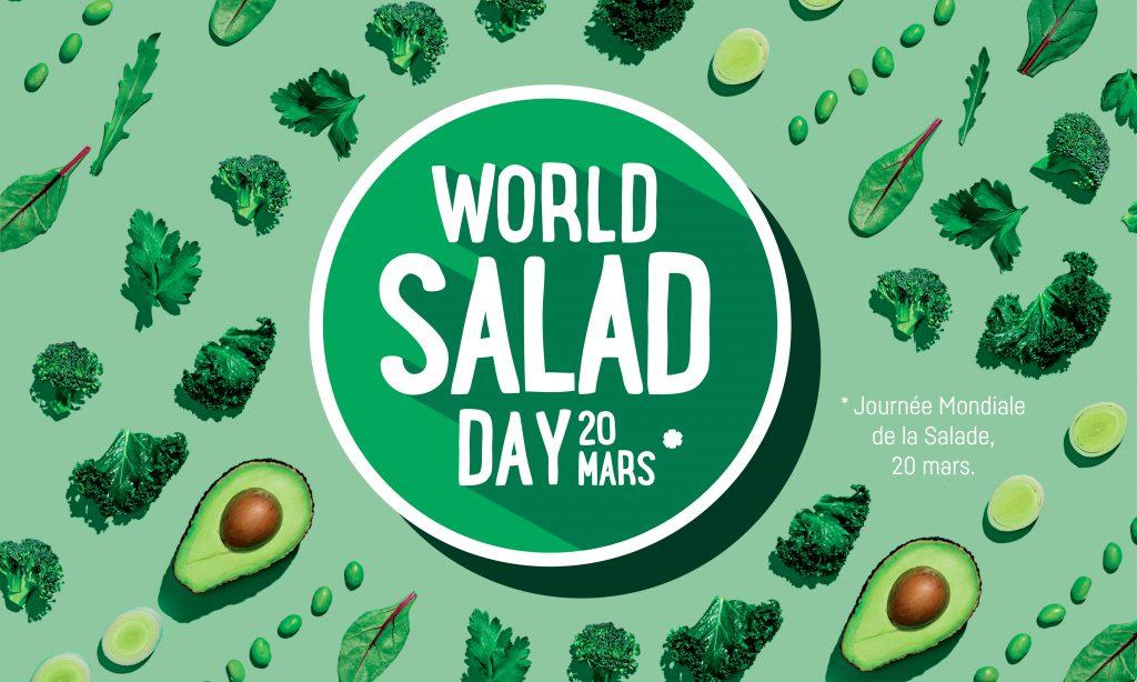 20 % de réduction sur les salades composées - Picadeli