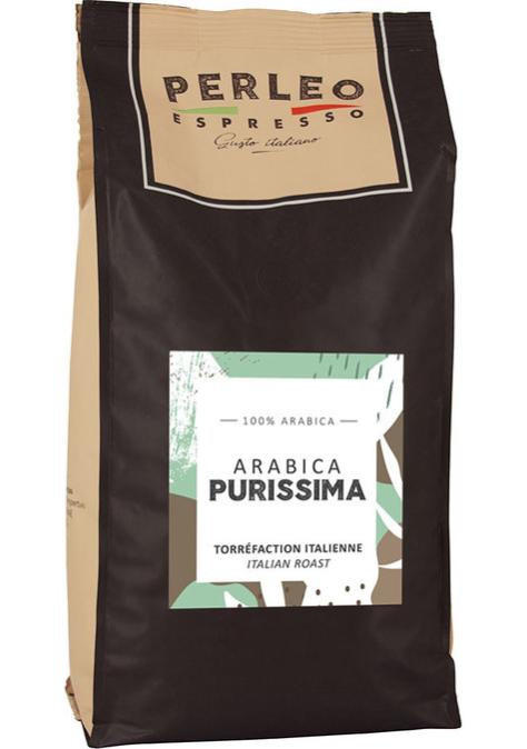 Café en grains Perleo Espresso Arabica Purissima - 1kg
