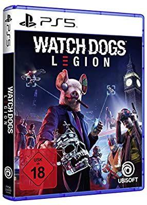 Watch Dogs Legion - Standard Edition sur PS5