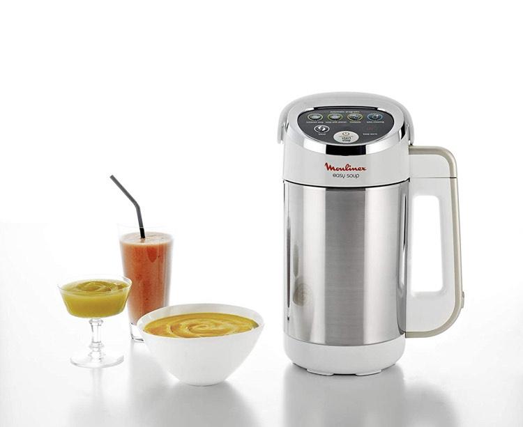 Robot cuiseur / Blender Chauffant Moulinex Easy Soup LM841110