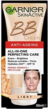 Soin miracle perfecteur 5-en-1 anti-âge Garnier SkinActive BB crème - 50 ml