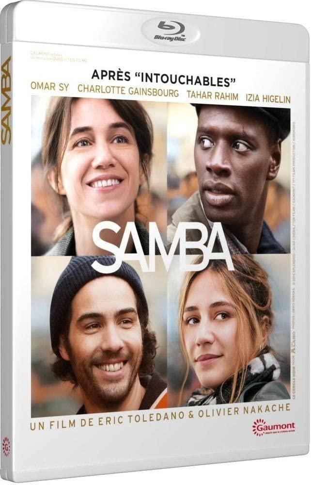 Blu-Ray Samba (Livraison incluse - Vendeur tiers)
