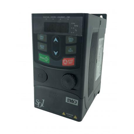 Variateur de fréquence IMO SD1-2.5A-21 - 220V, 2.5 A, 0.55CV (em-distribution.fr)