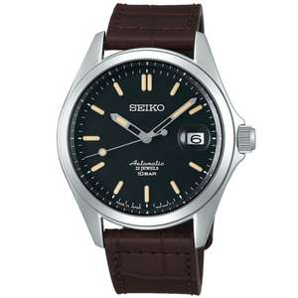 Sélection de montres Seiko en promotion - Ex : Montre Automatique Seiko Mechanical SZSB016 - 40mm (Taxes et frais de livraison inclus)