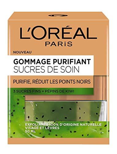 Gommage purifiant l'Oréal Paris Sucres de Soin - 50 ml
