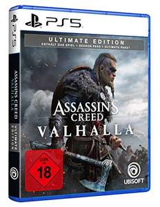 Assassin's Creed Valhalla Ultimate Edition sur PS5