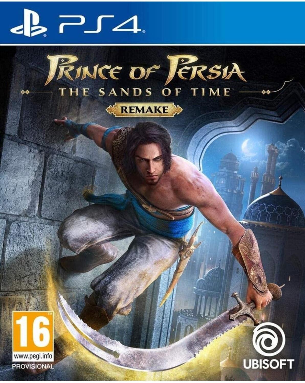 [Pré-commande] Prince of Persia : Les Sables du Temps Remake sur PS4
