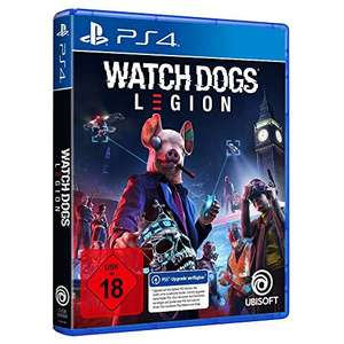 Watch Dogs: Legion sur PS4