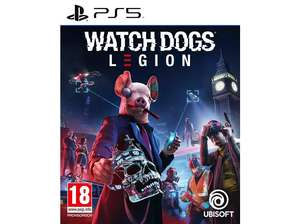 Watch Dogs Legion - Standard Edition sur PS5 (Frontaliers Suisse)