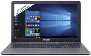 """PC Portable 15.6"""" Asus R540UA-DM3342T - Full HD, 4 Go RAM, i3-7020U, 256 Go SSD + 1 To HDD, Windows 10 - Champagnole (39)"""