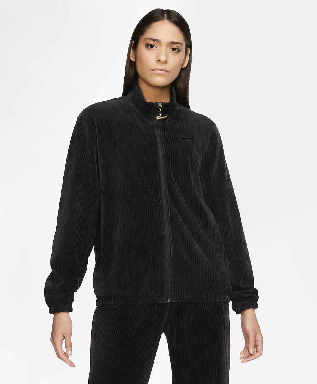 Veste de survêtement en velours pour Femme Nike Sportswear - Tailles XS à M