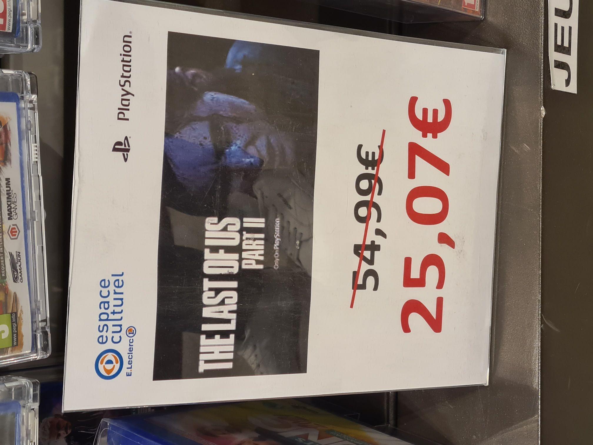 The Last Of Us Part 2 sur PS4 - Marseille Sormiou (13)