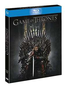 Coffret Blu-ray Game of Thrones - Saison 1 (Vendeur tiers)