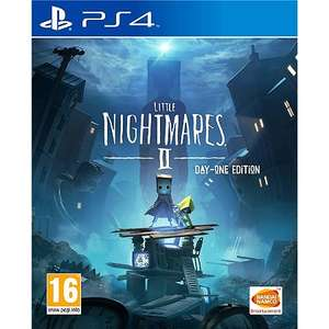 Little Nightmares 2 sur PS4