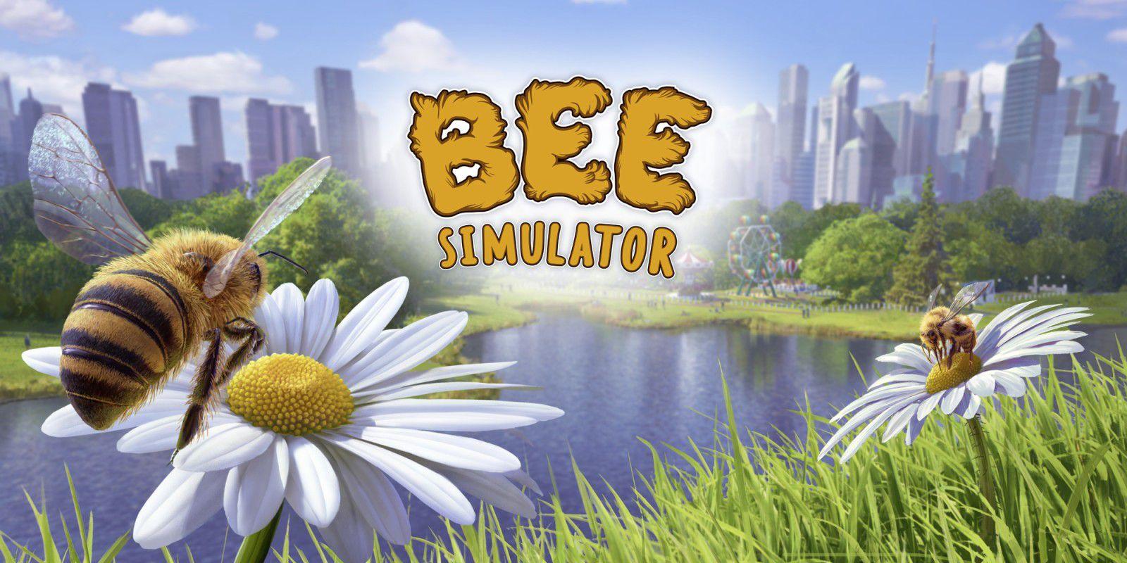 Bee simulator sur Nintendo Switch (Dématérialisé)