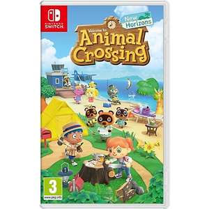 Animal Crossing: New Horizons sur Nintendo Switch