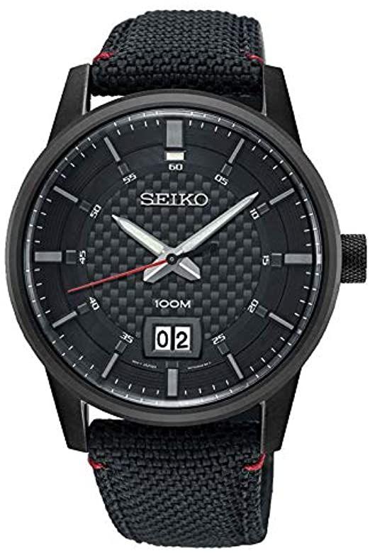 Montre quartz Seiko Sport SUR271P1 pour Homme