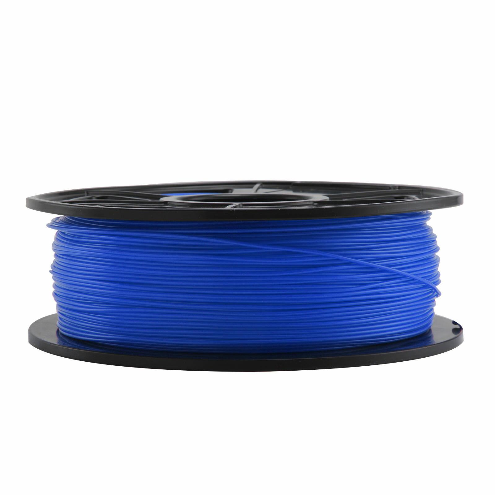 Lot de 4 bobines de filament PLA pour impression 3D - 4 x 1 kg, 1.75 mm, Coloris au choix