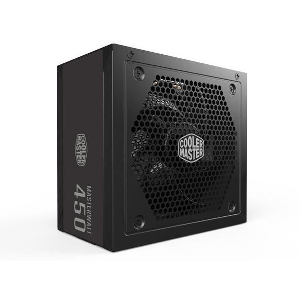 Alimentation PC semi-modulaire Cooler Master MasterWatt 450 - 450W, 80+ Bronze