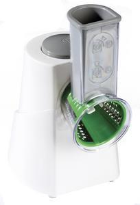 Râpe à légumes électrique King d'Home KDFP67624 - 150 W, avec 5 cônes