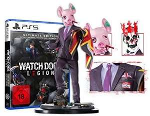 Watch Dogs Legion - Ultimate Edition + + Figurine The Resistant of London sur PS5 , PS4, Xbox One, Series