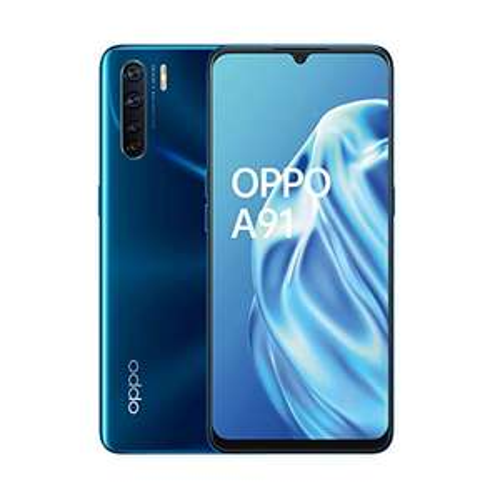 "Smartphone 6.4"" Oppo A91 - AMOLED, 128Go, RAM 8Go, 4025mAh, Dual Sim, Bleu"