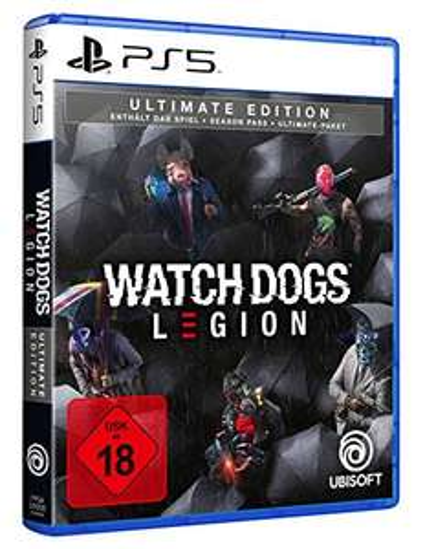 Watch Dogs: Legion - Édition Ultimate sur PS5