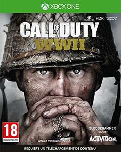 Call of Duty: WWII sur Xbox One