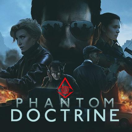 Phantom Doctrine sur PC (Dématérialisé - Steam)