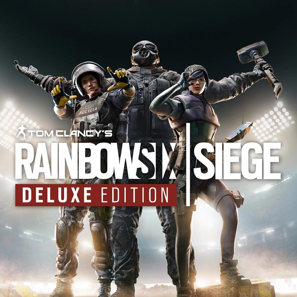 Tom Clancy's Rainbow Six Siege - Édition Deluxe sur PS4 / PS5 (dématérialisé)