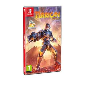 Turrican Flashback 30th Anniversary sur Switch