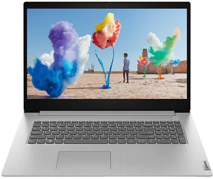 "PC portable 17.3"" Lenovo IdeaPad 3 17 (17ADA05) - HD, Ryzen 5 3500U, RX Vega 8, 8 Go de RAM, 512 Go en SSD, Windows 10"